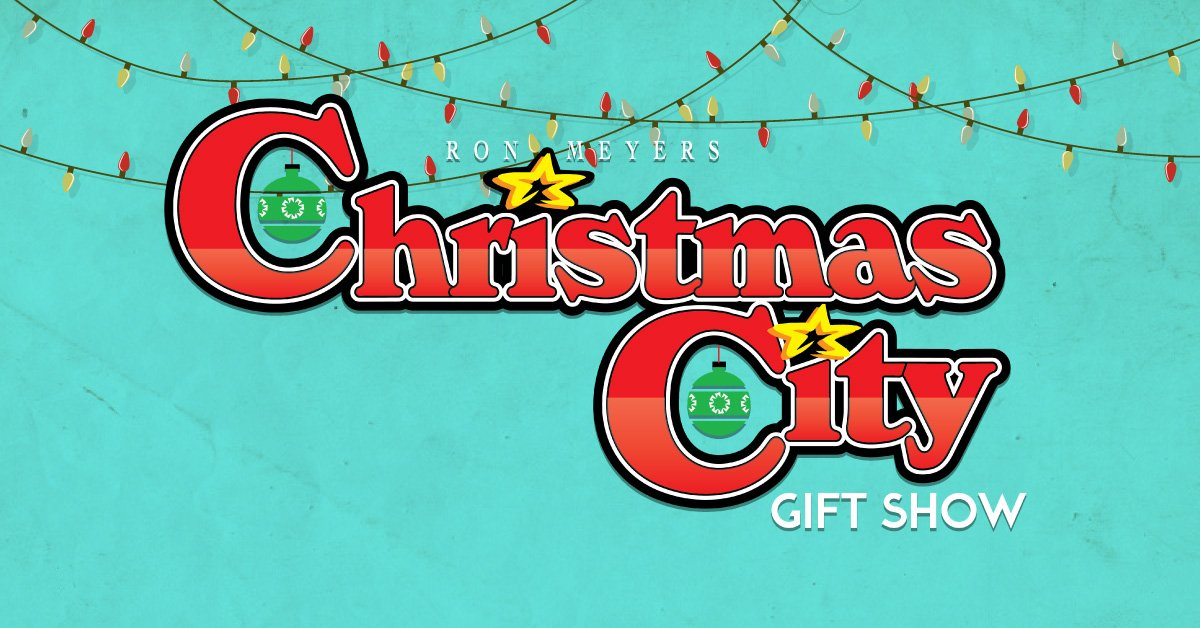 Ron Meyers Christmas City 2019 Christmas City Gift Show by Ron Meyers | Biloxi, MS
